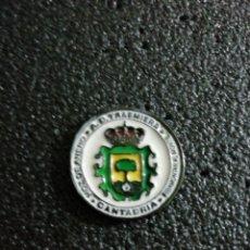 Collectionnisme sportif: PIN A. D. TRANSMIERA - TRANSMIERA (CANTABRIA). Lote 199505605