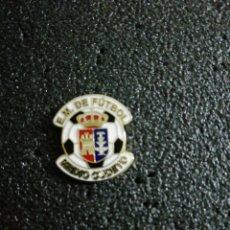 Collectionnisme sportif: PIN E. M. F. MEDIO CUDEYO - MEDIO CUDEYO (CANTABRIA). Lote 199506518
