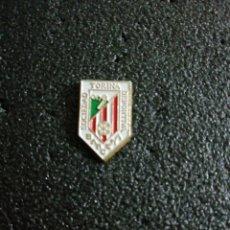 Collectionnisme sportif: PIN S. D. TORINA - BARCENA (CANTABRIA). Lote 199507568