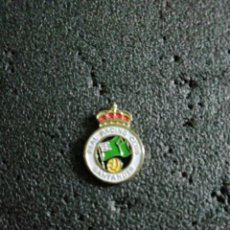 Collectionnisme sportif: PIN REAL RACING CLUB - SANTANDER (CANTABRIA). Lote 199510618