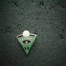 Collectionnisme sportif: PIN C. D. DUMBOA - IRUN (GUIPÚZCOA). Lote 199518552