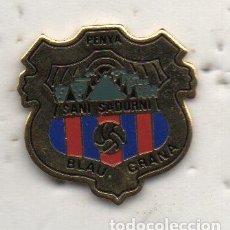 Collectionnisme sportif: PENYA BLAUGRANA-SANT SADURNI DE NOIA-BARCELONA-PEÑA BARCELONA FC. Lote 200821997
