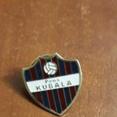 Colecionismo desportivo: PIN PEÑA KUBALA (PEÑA BARCELONISTA). Lote 203188761