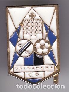 PIN DE FUTBOL DEL CLUB DEPORTIVO VALVANERA (FOOTBALL) LA RIOJA (Coleccionismo Deportivo - Pins de Deportes - Fútbol)