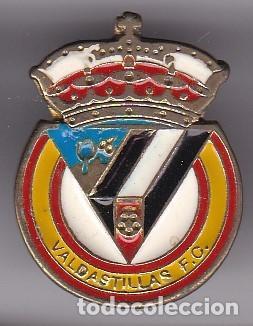 PIN DE FUTBOL DEL CLUB DEPORTIVO VALDASTILLAS (FOOTBALL) CACERES (Coleccionismo Deportivo - Pins de Deportes - Fútbol)