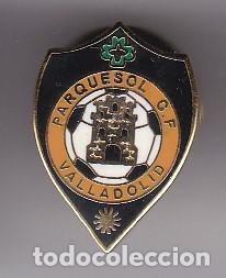 PIN DE FUTBOL DEL CLUB DEPORTIVO PARQUESOL (FOOTBALL) VALLADOLID (Coleccionismo Deportivo - Pins de Deportes - Fútbol)