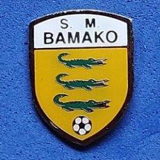 Coleccionismo deportivo: PIN FUTBOL - S.M BAMAKO - STADE MALIEN DE BAMAKO - MALI. Lote 204658563