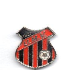 Coleccionismo deportivo: FUTBOL DE BOLIVIA, CLUB UNION MAESTRANZA VIACHA, PIN. Lote 206280161