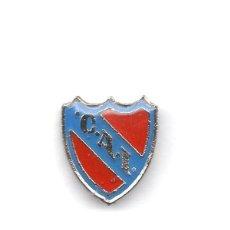 Coleccionismo deportivo: FUTBOL DE BOLIVIA, CLUB INDEPENDIENTE, PIN. Lote 206280440