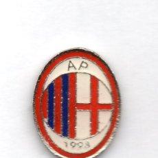 Coleccionismo deportivo: FUTBOL DE BOLIVIA, CLUB ATLETICO POMPEYA, PIN. Lote 206280757