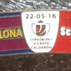 Coleccionismo deportivo: FC BARCELONA SEVILLA FINAL COPA 2016 CALDERÓN. Lote 206899251