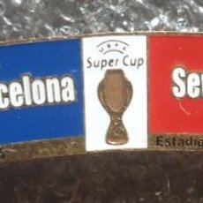 Coleccionismo deportivo: FC BARCELONA SEVILLA FINAL SUPERCOPA DE EUROPA 2015. Lote 206902848