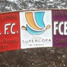 Coleccionismo deportivo: FC BARCELONA SEVILLA FINAL SUPERCOPA DE ESPAÑA 2016. Lote 206903182