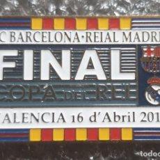 Coleccionismo deportivo: FC BARCELONA REAL MADRID FINAL COPA 2014 MESTALLA. Lote 206910238
