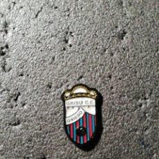 Coleccionismo deportivo: PIN GRISU C. F. - OVIEDO (ASTURIAS). Lote 207145671