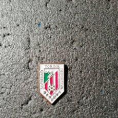 Coleccionismo deportivo: PIN S. D. TORINA - BARCENA (CANTABRIA). Lote 207146203