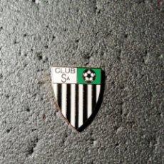 Coleccionismo deportivo: PIN CLUB SURBATAN ATLÉTICO - MADRID. Lote 207147132