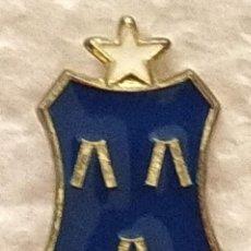Colecionismo desportivo: PIN FUTBOL - ALAVA - LLODIO-LAUDIO - CLUB DEPORTIVO SALLEKO LAGUNAK. Lote 208993853