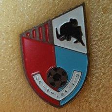 Colecionismo desportivo: PIN U.D. SAN LORENZO DE TERRASSA FEDERACION CATALANA FUTBOL. Lote 210064327