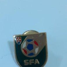 Coleccionismo deportivo: PIN SFA (2335). Lote 210304811