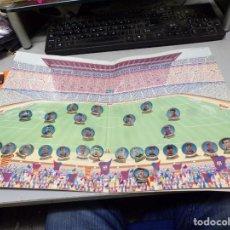Coleccionismo deportivo: COLECCION LOS PINS DEL DREAM TEAM BARÇA FUTBOL BARCELONA. Lote 210316820