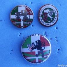 Collezionismo sportivo: PIN ATHLETIC BILBAO PEÑA ITALIA. Lote 210480525
