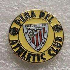 Collezionismo sportivo: ATHLETIC CLUB BILBAO PIN PEÑA CALIFORNIA. Lote 210951994