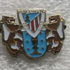 Collezionismo sportivo: ATHLETIC CLUB BILBAO PIN PEÑA FOZ. Lote 210954180