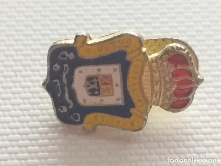 Coleccionismo deportivo: PIN DE LA UD UNION DEPORTIVA LAS PALMAS DE GRAN CANARIA FUTBOL ESCUDO. PIN INSIGNIA. OJAL DE SOLAPA. - Foto 8 - 210103525