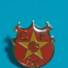 Colecionismo desportivo: PIN - FUTBOL CF DAMM ESTRELLA. Lote 212812262