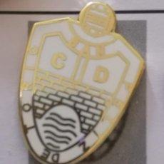Coleccionismo deportivo: PIN FUTBOL - LEON - SAN FELIZ DE TORIO - CD SAN FELIZ DE TORIO. Lote 213755948