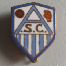 Coleccionismo deportivo: PIN FÚTBOL ÁFRICA SPORT CLUB DE CEUTA. Lote 214724607