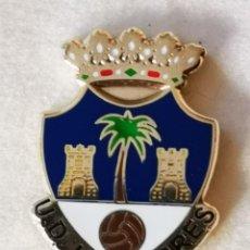 Colecionismo desportivo: PIN FUTBOL - GRAN CANARIA - LAS PALMAS - UD UD LAS TORRES. Lote 216491092