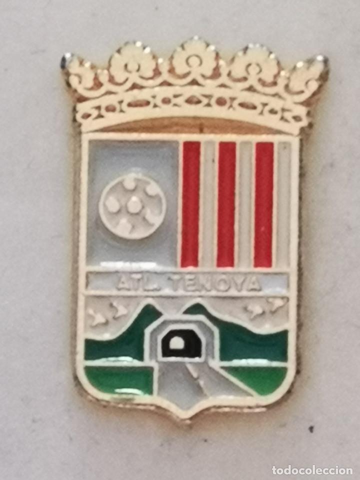 PIN FUTBOL - GRAN CANARIA - LAS PALMAS - ATLETICO TENOYA (Coleccionismo Deportivo - Pins de Deportes - Fútbol)