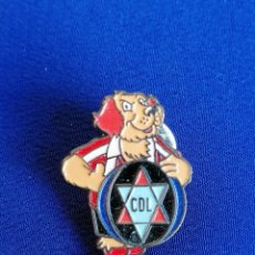 Collectionnisme sportif: PIN FUTBOL LOGROÑES-NUTREXPA. Lote 217248256