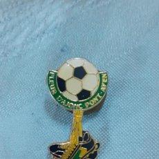 Coleccionismo deportivo: PIN FLEUR D'AJONC PONT AFEN (2730). Lote 217912240