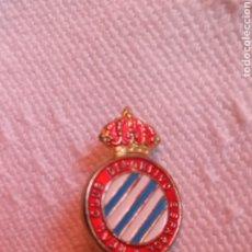 Coleccionismo deportivo: ANTIGUA INSIGNIA AGUJA RCD ESPANYOL.FUTBOL.DEPORTE.FCBARCELONA.PERICOS.SARRIA.REAL MADRID.DEPORTE. Lote 218261723