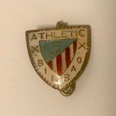 Colecionismo desportivo: INSIGNIA AGUJA PIN FUTBOL ESCUDO ATHLETIC CLUB DE BILBAO. Lote 218339486