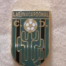 Coleccionismo deportivo: PIN FUTBOL - TENERIFE - SAN CRISTOBAL DE LA LAGUNA - CD LAGUNA CARDONAL. Lote 218450742