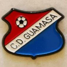 Coleccionismo deportivo: PIN FUTBOL - TENERIFE - SAN CRISTOBAL DE LA LAGUNA - CD GUAMASA. Lote 218550662