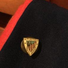 Collezionismo sportivo: ANTIGUO PIN ATHLETIC DE BILBAO ATLÉTICO DE BILBAO CLUB DE FUTBOL. Lote 221165177