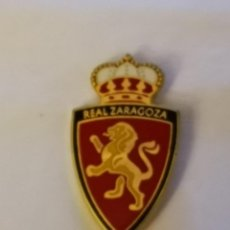 Coleccionismo deportivo: PIN FUTBOL - ZARAGOZA - REAL ZARAGOZA - 2008. Lote 221286542