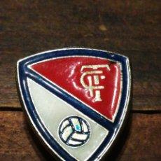 Coleccionismo deportivo: PIN FÚTBOL TERRASSA F. C.. Lote 221398918