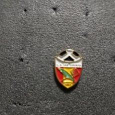 Collezionismo sportivo: PIN C.D. SAN LORENZO - ARONA (TENERIFE). Lote 221420055