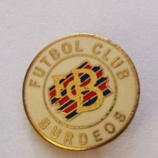 Colecionismo desportivo: PIN FUTBOL - ZARAGOZA - FC BURDEOS. Lote 221521890