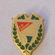 Colecionismo desportivo: PIN FUTBOL - ZARAGOZA - CD EXPORT. Lote 221633292