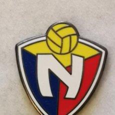 Colecionismo desportivo: PIN FUTBOL - ZARAGOZA - ATLETICO NACIONAL. Lote 221822206
