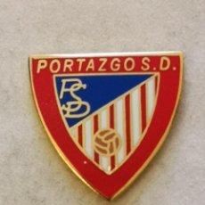 Coleccionismo deportivo: PIN FUTBOL - ZARAGOZA - PORTAZGOS SD. Lote 221984336