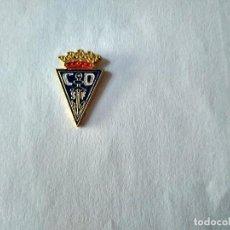 Coleccionismo deportivo: PIN FUTBOL- CLUB DEPORTIVO SAN FERNANDO - CADIZ. Lote 222000346