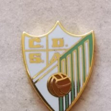 Coleccionismo deportivo: PIN FUTBOL - ZARAGOZA - CD SAN GREGORIO ARRABAL. Lote 222099193